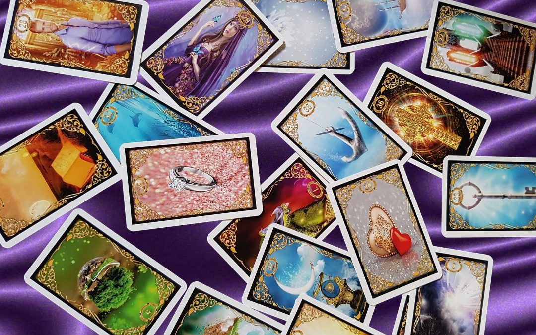 Tarot Cards & Tools of Divination